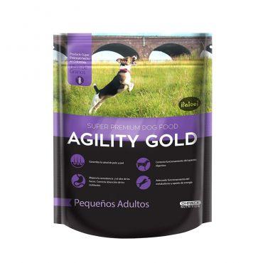 AGILITY GOLD PEQUEÑOS ADULTOS RAZA PEQUEÑA