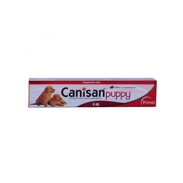 CANISAN PUPPY X 5 ML