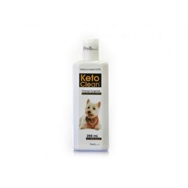 Keto Clean Champú Fungicida Y Antimicótico Para Perros Y Gatos
