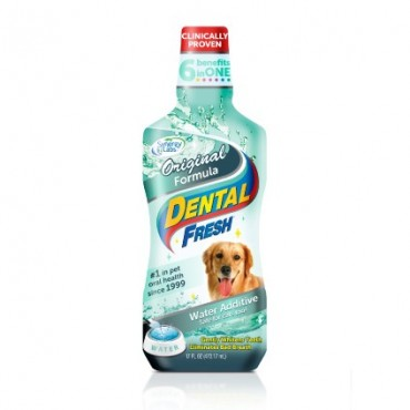 DENTAL FRESH ORGINAL DOG X 8 OZ