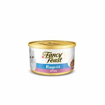 FANCY FEAST RAGOUT ATÚN, ENLATADO 85 g