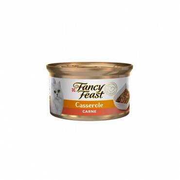 FANCY FEAST CASSEROLE CARNE, ENLATADO 85 g