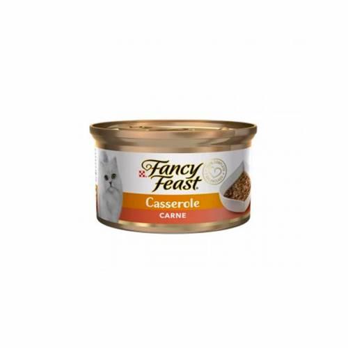 FANCY FEAST CASSEROLE CARNE, ENLATADO 85 g