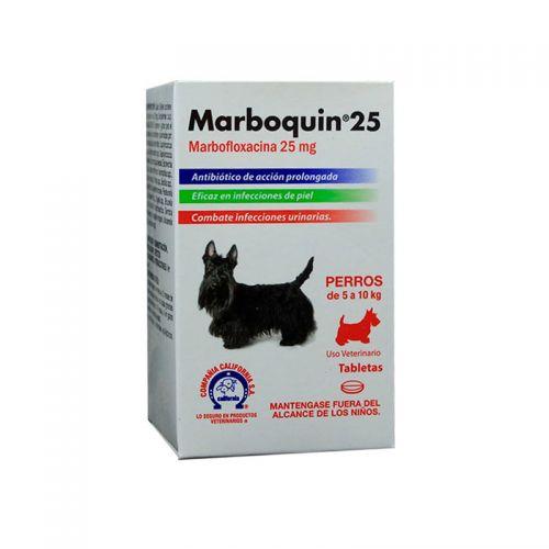 MARBOQUIN 25 MG SOBRE X 10