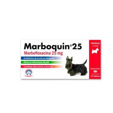 MARBOQUIN 25 MG X TABLETA