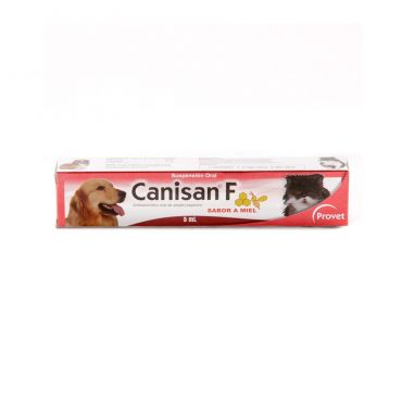 CANISAN F X 5 ML