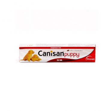 CANISAN PUPPY X 2,5 ML