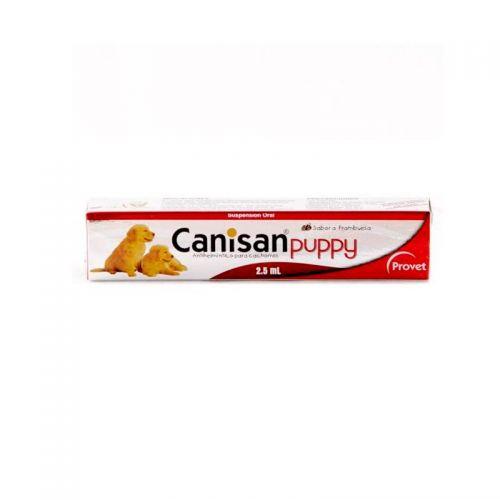CANISAN PUPPY X 2,5 ML